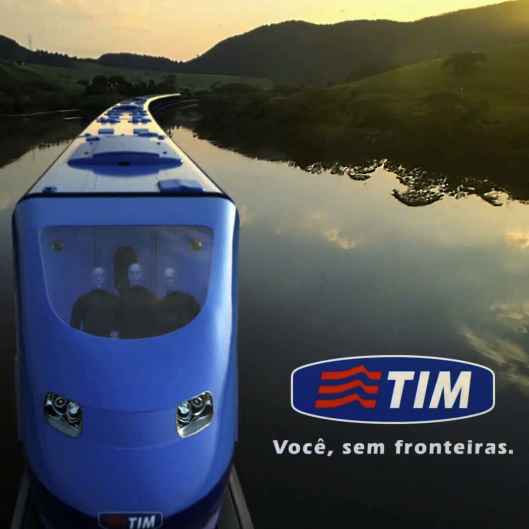 Tim – Trem Azul