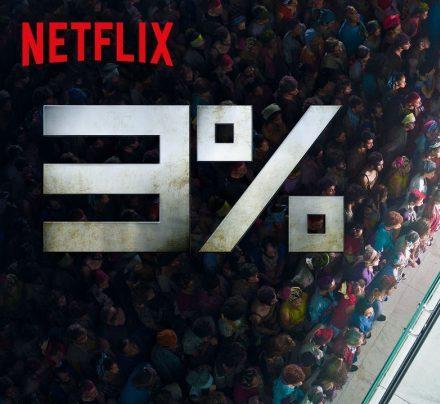 3% – Netflix